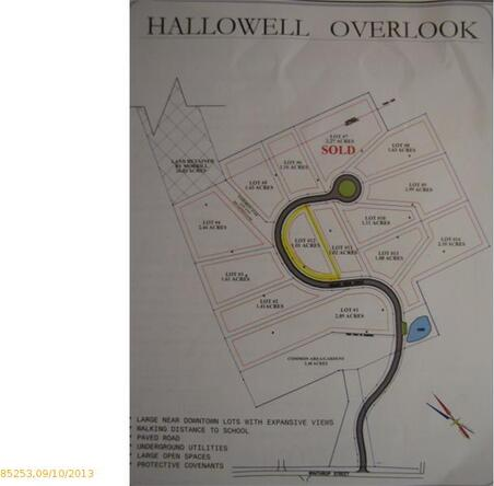 Lot 12 Overlook Dr., Hallowell, ME 04347 Photo 4