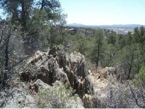 6525 Box Canyon (Lot 119), Prescott, AZ 86305 Photo 2