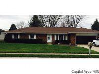 Home for sale: 21 Manassas, Jacksonville, IL 62650