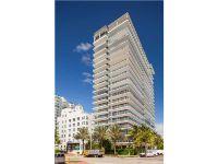 Home for sale: 3737 Collins Ave. # S.-401, Miami Beach, FL 33140
