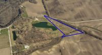 Home for sale: 7-Acres East Lake Kenoyer Rd., Brook, IN 47922