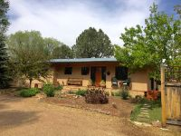 Home for sale: 29 Arroyo Griego Rd., Tesuque, NM 87506