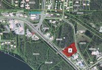 Home for sale: Parcel A - S. Hwy. 17, East Palatka, FL 32131