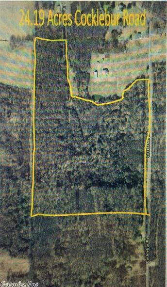 24.19 Acres Cocklebur Rd., Ward, AR 72176 Photo 6