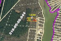 Home for sale: Lot D Cunningham Slough, Waterloo, SC 29384
