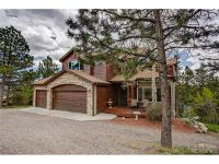 Home for sale: 30750 Alice Dr., Evergreen, CO 80439