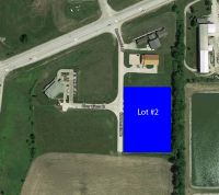 Home for sale: Lot #2 Commercial Dr., Riverside, IA 52327