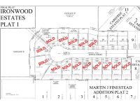 Home for sale: Lot 16 Ironwood Estates Plat 1, Granger, IA 50109