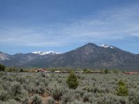 Home for sale: - Patricia Pl., Taos, NM 87571