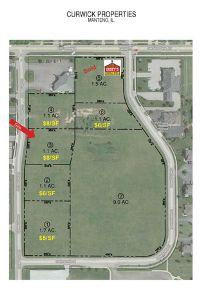 Home for sale: Lot 3 Southcreek Dr., Manteno, IL 60950