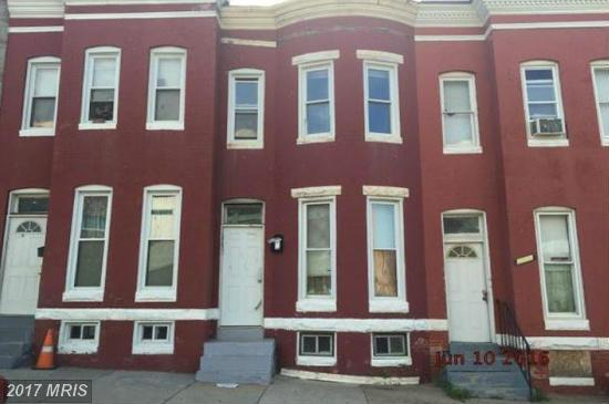 1807 Warwick Avenue, Baltimore, MD 21216 Photo 1