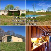 Home for sale: 6010 E. Swift Rd., Greenbrier, TN 37073