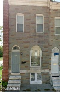 Home for sale: 2503 Hoffman St. East, Baltimore, MD 21213