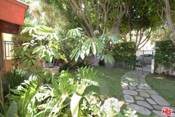 7728 Hampton Ave., Los Angeles, CA 90046 Photo 21
