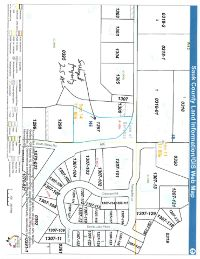 Home for sale: 2.5 Acres Hwy. 159 & Hwy 123, Baraboo, WI 53913
