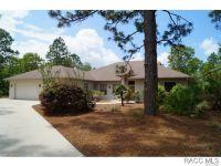 Home for sale: 3572 N. Stirrup Dr., Beverly Hills, FL 34465