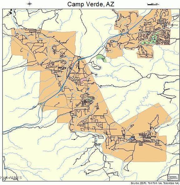 3780 E. Northridge Ln. 420 .47ac Ln., Camp Verde, AZ 86322 Photo 2