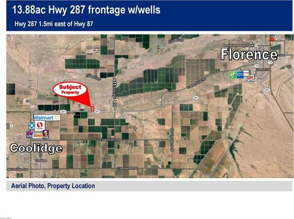 7000 E. Hwy. 287 --, Coolidge, AZ 85128 Photo 6