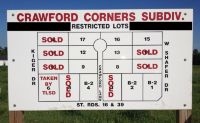 Home for sale: 0 Crawford - Lot 12 Ln., Monticello, IN 47960