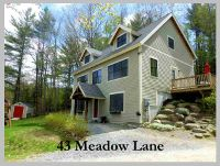 Home for sale: 48 Meadow Ln., Campton, NH 03223