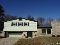 Home for sale: 2 Valleyview Rd., Jacksonville, IL 62650