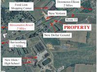 Home for sale: 000 Spotswood Trl, Elkton, VA 22827