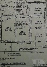 Home for sale: 0 Huron Lot 31, Mediapolis, IA 52637