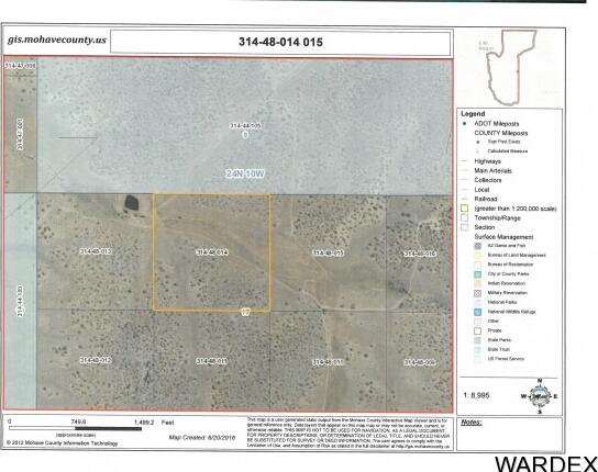 679 Roadway Easement Parcel, Peach Springs, AZ 86434 Photo 2