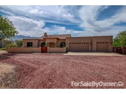 2845 Wentworth Rd., Tucson, AZ 85749 Photo 1