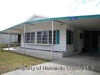 Home for sale: 8037 First Cir. Dr., Brooksville, FL 34613