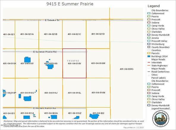 9415 E. Summer Prairie Rd., Prescott Valley, AZ 86315 Photo 1