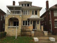 Home for sale: 2286 Taylor St., Detroit, MI 48206