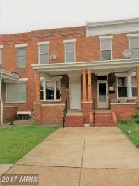 Home for sale: 2840 Lake Avenue, Baltimore, MD 21213