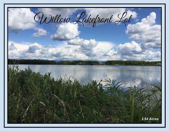 14301 N. Lakeshore Dr., Willow, AK 99688 Photo 1