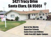 Home for sale: 3421 Tracy Dr., Santa Clara, CA 95051