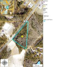 Home for sale: Tbd Us Hwy. 15/501 Rd., Carthage, NC 28327