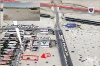Home for sale: 0 .40 Ac Avenida la Vista, Cathedral City, CA 92234