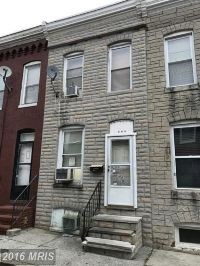 Home for sale: 413 Vincent St., Baltimore, MD 21223