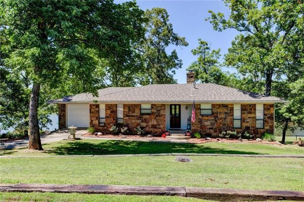 8504 Sebastian Lake Dr., Hackett, AR 72937 Photo 1