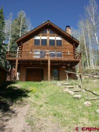 Home for sale: 32033 Elk Trail Ln., Creede, CO 81130