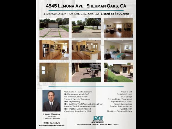 4845 Lemona Avenue, Sherman Oaks, CA 91403 Photo 2