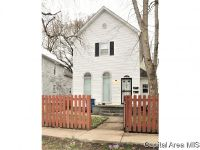 Home for sale: 1231 N. 4th St., Springfield, IL 62702