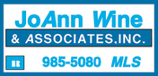Joann Wine & Associates Inc