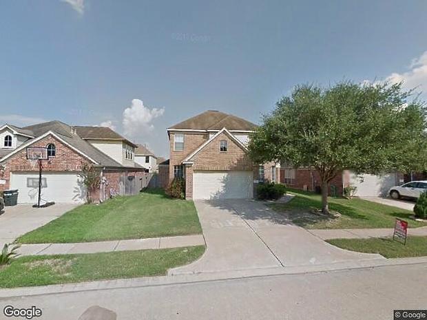 Auburn Falls, Houston, TX 77084